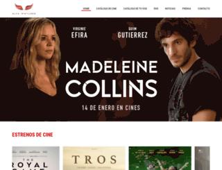 alfapictures.com screenshot