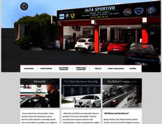 alfasportivo.com screenshot