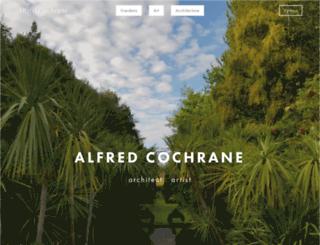 alfredcochrane.com screenshot
