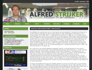 alfredstrijker.nl screenshot