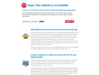 alfrescobay.co.uk screenshot