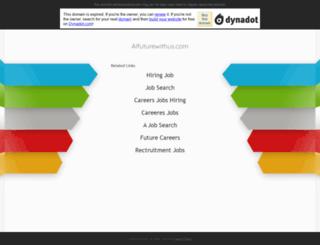 alfuturewithus.com screenshot