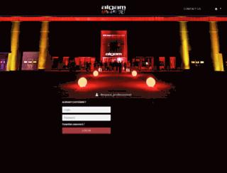 algam.net screenshot