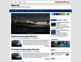 algarve4you.blogspot.com screenshot