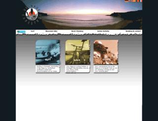 algarveadventure.com screenshot