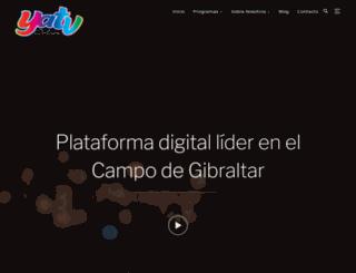 algecirasnoticias.com screenshot