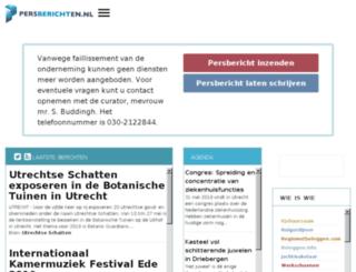 algemeen.persberichten.nl screenshot