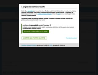alger-satellite.xoo.it screenshot