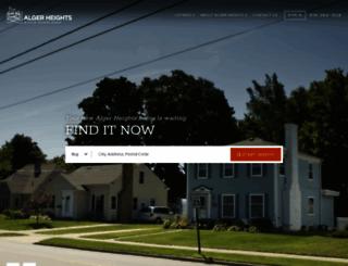 algerheights.com screenshot