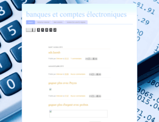 algeriabank.blogspot.com screenshot