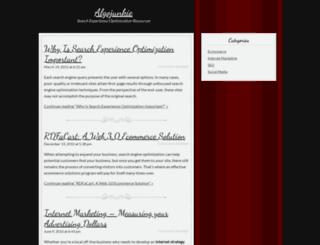 algojunkie.com screenshot