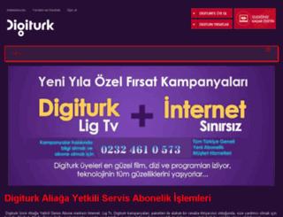 aliaga.com.tv.tr screenshot