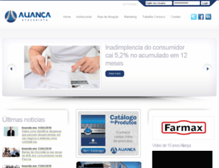 aliancaatacadista.com.br screenshot