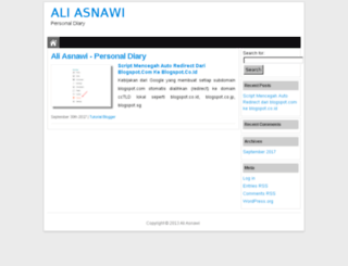 aliasnawi.com screenshot