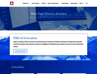 alice.fr screenshot