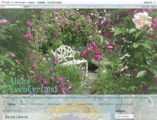 alicesoesser.blogspot.com screenshot