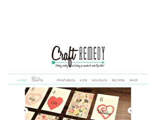 alicraftremedy.blogspot.com screenshot