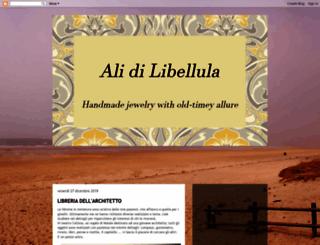 alidilibellula.blogspot.com screenshot