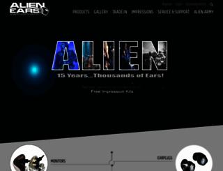 alienears.com screenshot