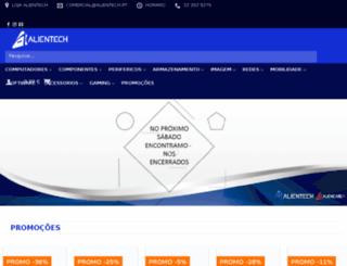 alientech.pt screenshot
