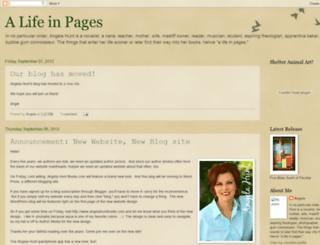 alifeinpages.blogspot.com screenshot