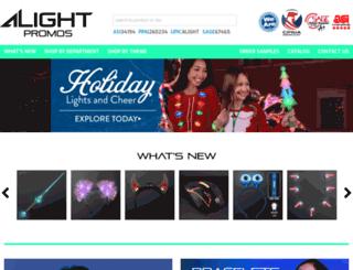 alightpromos.com screenshot