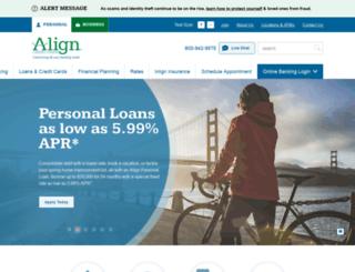 aligncu.com screenshot