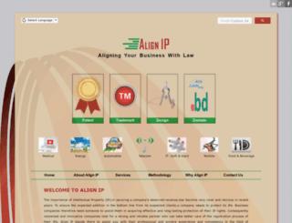 alignip.com screenshot