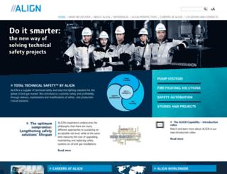 alignnexus.com screenshot
