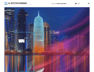 alikhtyaar.com screenshot