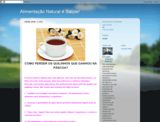alimentacaonatural.blogspot.ro screenshot