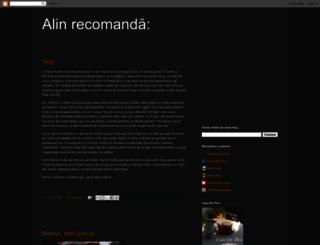 alin-picu.blogspot.com screenshot