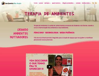 alinemendes.com.br screenshot