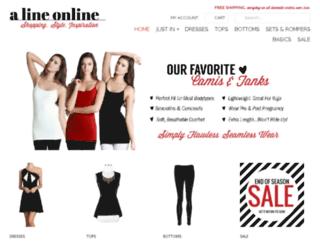 alineonline.com screenshot
