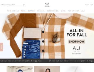 alioesch.com screenshot