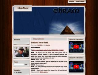 alisanicat.wordpress.com screenshot