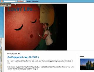 alishawhite.blogspot.com screenshot