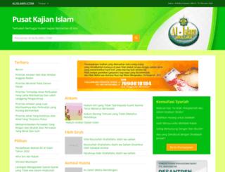 alislamu.com screenshot