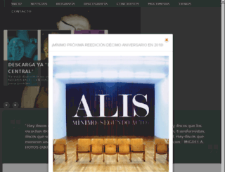 alismusic.com screenshot
