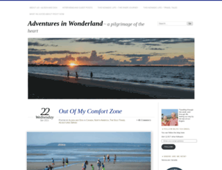 alisonanddon.com screenshot