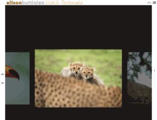 alisonbuttigieg.com screenshot