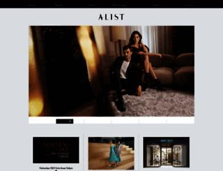 alist.co.th screenshot