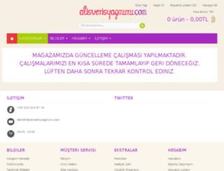 alisverisyagmuru.com screenshot
