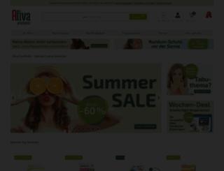 aliva.de screenshot