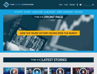 alivelshi.com screenshot