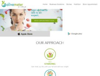 alivemeter.com screenshot
