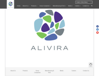 alivira.co screenshot