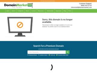 alizia.vamardom.com screenshot
