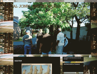 aljonesandtheworld.com screenshot