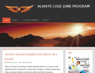aljprog.org screenshot